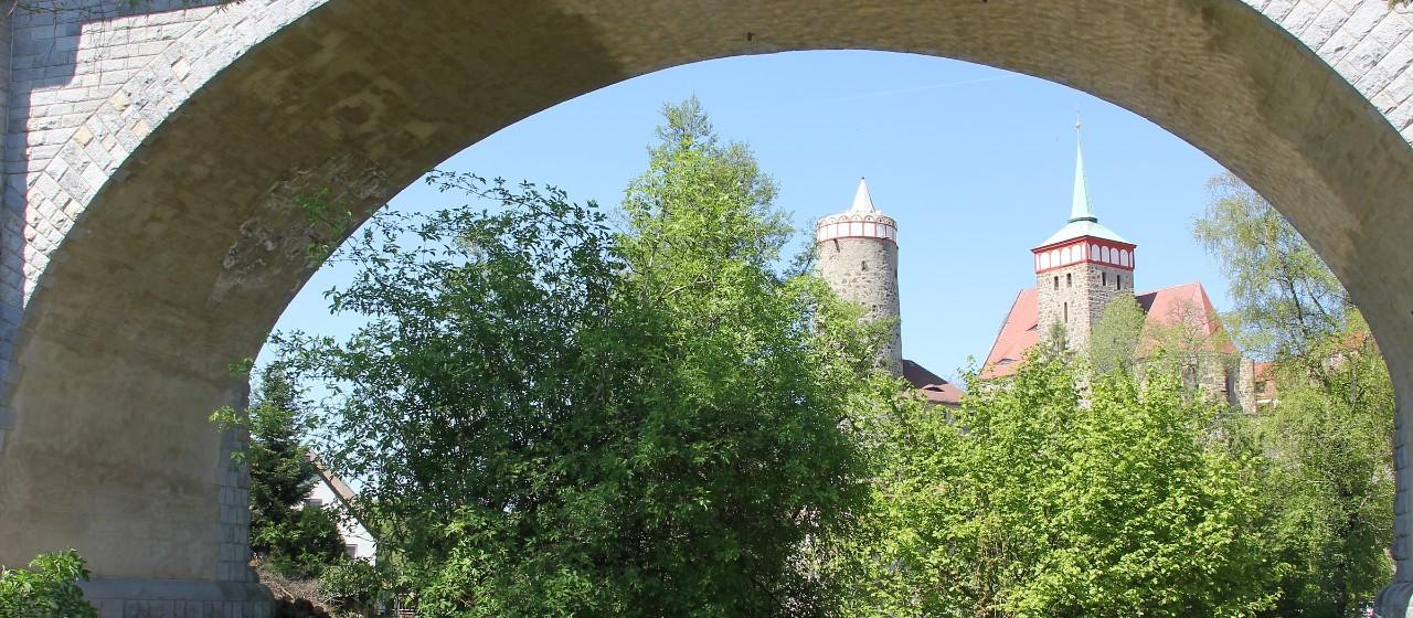 Bautzen Altstadtblick